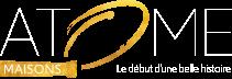 Maisons Atome Logo